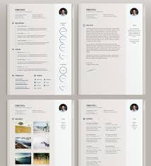 free cv layout 115 best free creative resume templates download