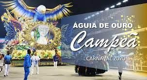 Chegou sua hora': Águia de Ouro vence pela primeira vez o Carnaval de São Paulo