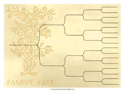 Free Ancestry Chart Download Parchment Paper Decorates The Background Of This Vintage