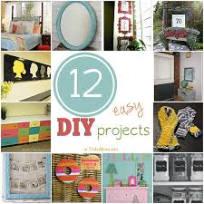 12 easy diy projects at tidymom net