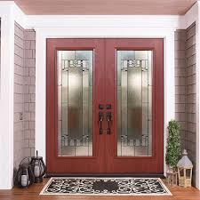 transform your entryway with decorative glass essential home and garden