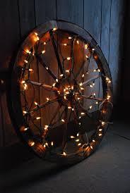 61 most beautiful wagon wheel chandelier diy outdoor rated patio dining light fixtures metal wheels
