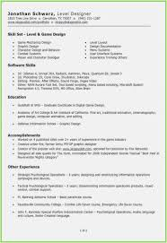 Free 54 What Goes In A Resume New Professional Template Example