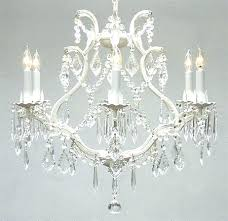 white wrought iron chandeliers wrought iron chandelier with crystals white 6 wrought iron chandelier chandeliers crystal chandelier crystal chandeliers