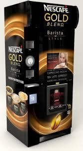 Nestle Vending Machine Extraordinary Vending International Nestlé Professional Launch Coffee Shop Solution