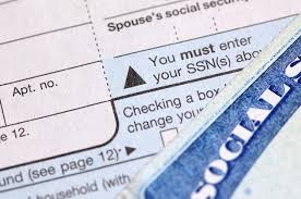 social security number must match on ta