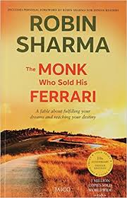 the monk who sold his ferrari book at low s in india the monk who sold his ferrari reviews ratings amazon in