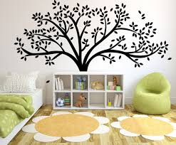 peachy design ideas wall vinyl art home designing inspiration giant family tree sticker decals room decor