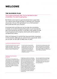 Gratis Simple Business Plan Template 7928027264573 Complete