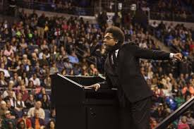 cornel west s rise and fall by michael eric dyson new republic west speaking at a 2014 rally is renowned for an oratorical style that combines elements of jazz improvisation and the cadences of a gospel preacher