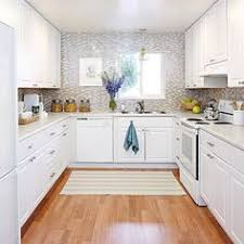 white kitchens with white appliances. Contemporary White White Appliances In A Kitchen With Decorating Ideas For The Painted Cabinets  And Backsplash To White Kitchens With Appliances I