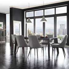... Cool Dining Dining Chairs, INSPIRE Q Sasha Grey Linen Seating Expert  Overstock Pier 1 Dining Chairs Modern