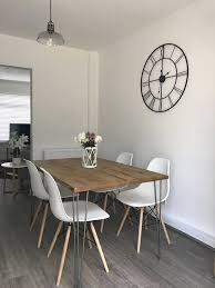 rustic hairpin leg dining table hairpin kitchen table we are very proud to announce that bilberry furniture is now an official supplier to wimbledon lawn