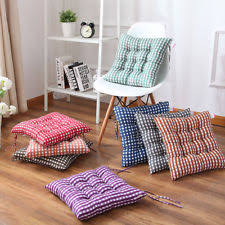 home decor dining garden patio chair office seat pads tie on pad cushion chl
