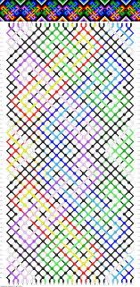 FriendshipBraceletsNet Patterns Cool Decoration