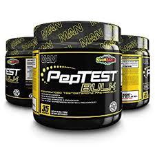 man sports peptest bulk 2 in 1 pre workout testosterone booster supplement