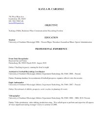 Concierge Resume Examples Free Download Spa Concierge Resume Salon