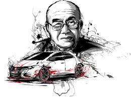 Soichiro Honda Entry 51 By Secondsyndicate For Design A Vector Graphic That