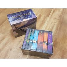 Harry Potter Box Set The Complete Collection 7 Books Jk Rowling