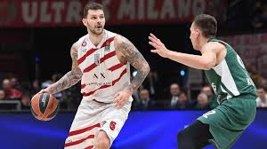 AX Armani Exchange Milano-Zalgiris Kaunas in diretta tv e ...
