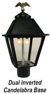 stunning dual electric bulb outdoor street post lamp outdoor gas lamp post repair