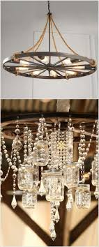 vintage outdoor lights awesome make your own wagon wheel chandelier western wedding