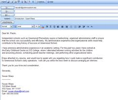 6 Easy Steps For Emailing A Resume And Cover Letter Cover Email Cover  Letter Examples