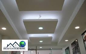 ceiling designs for office. Office False Ceiling Design, Deep Enterprise, Contractor In Kolkata, Designs For