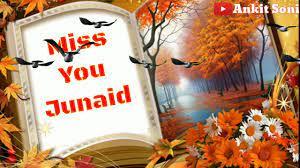 Junaid Name WhatsApp status ( miss you ...