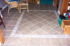 Kitchen Floor Patterns Ceramic Tile Kitchen Floor Designs Brilliant Hallway E Design