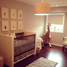 baby safari nursery drum light in themed jungle crib bedding set
