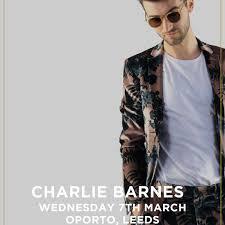 "<b>Charlie Barnes</b> ""<b>Oceanography</b>"" Launch at Oporto, Leeds on 07 Mar ..."