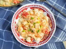 lobster gnocchi