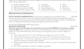 Sample Executive Resume Template – Hflser