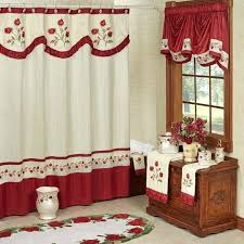 bright red sheer curtain panels aurora home thermal insulated blackout