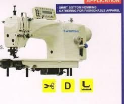SW 5590A 7 Sewing Machine   <b>Apparel</b> & Leather Technics Pvt. Ltd ...