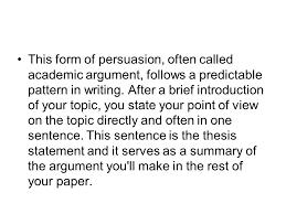 Argument And Persuasion Essay Examples Write Book Report Write My Essay Custom Writing