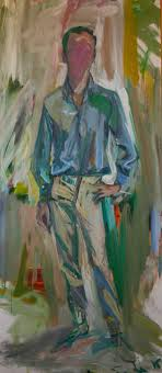 de kooning believed that the pose was the person and created a portrait of poet frank o hara that does not show his face national portrait gallery