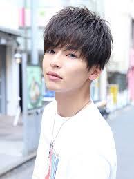 軽い質感ライトマッシュメンズ髪型 Lipps 吉祥寺nakamichi Side