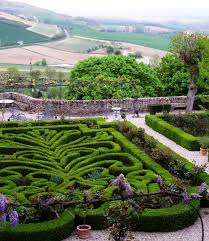 French Parterre Garden Design French Parterre Gardens My French Awakening