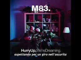 m83 midnight city traduzione italiano