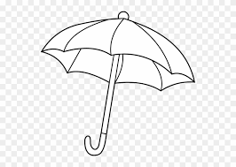 Umbrella Clipart Black And White Free Clipart Images White