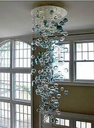 bubble lighting fixtures. Blown Glass Bubble Chandelier By Studio Bel Vetro Lighting Fixtures S
