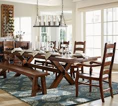 toscana extending dining table alfresco brown pottery barn dining table r11