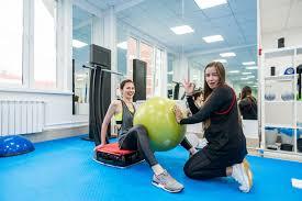 Студия персональных спортивных тренировок  Запишись на пробную тренировку