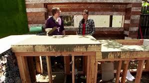 Urban Outdoor Bar and Kitchen Video DIY