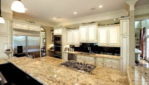 White Kitchen Island With Granite Top Countertops White Kitchen Island With Black Granite Top Also