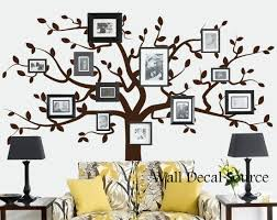 Wall Decor Stickers For Living Room White Vinyl Sticker Wall Decal For Bedroomliving Room Flower Wall