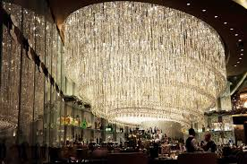 world s largest chandelier is located musethecollective