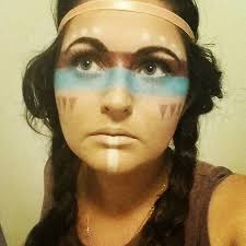 american indian makeup that tan though sfx makeup